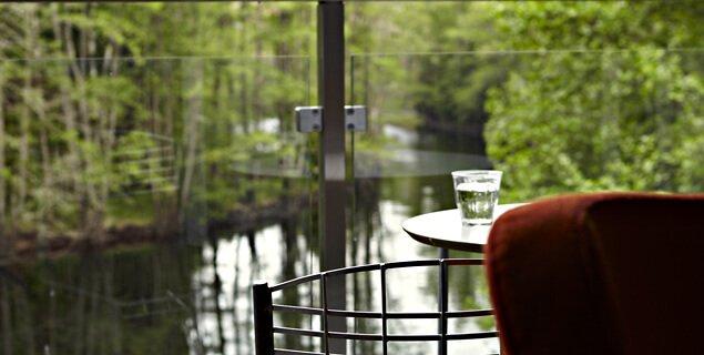 Hestraviken Hotell naturskönt i Småland vid Isaberg