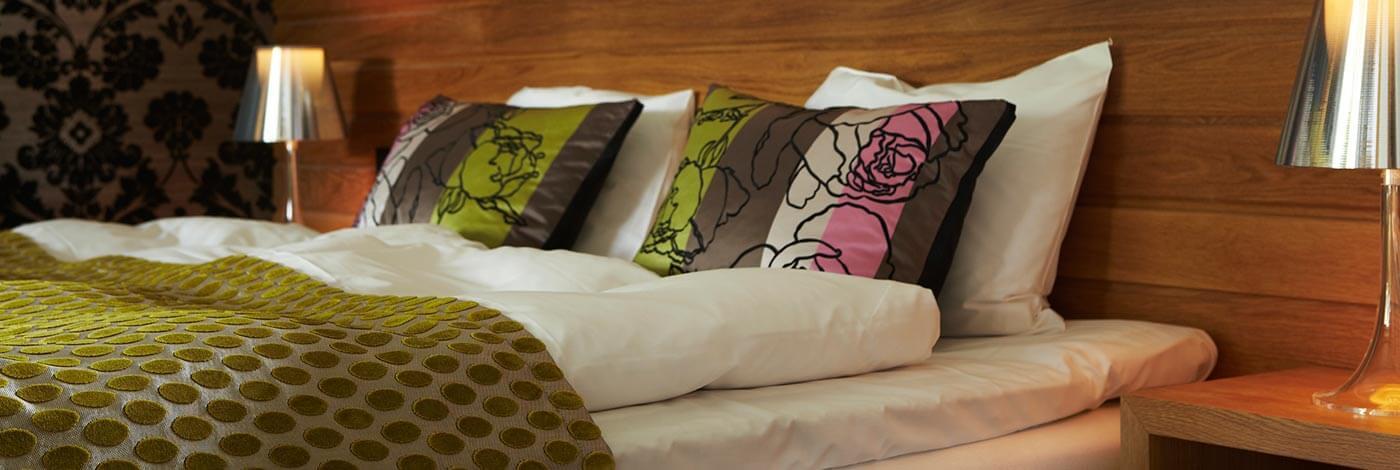 overnatning Isaberg hotel